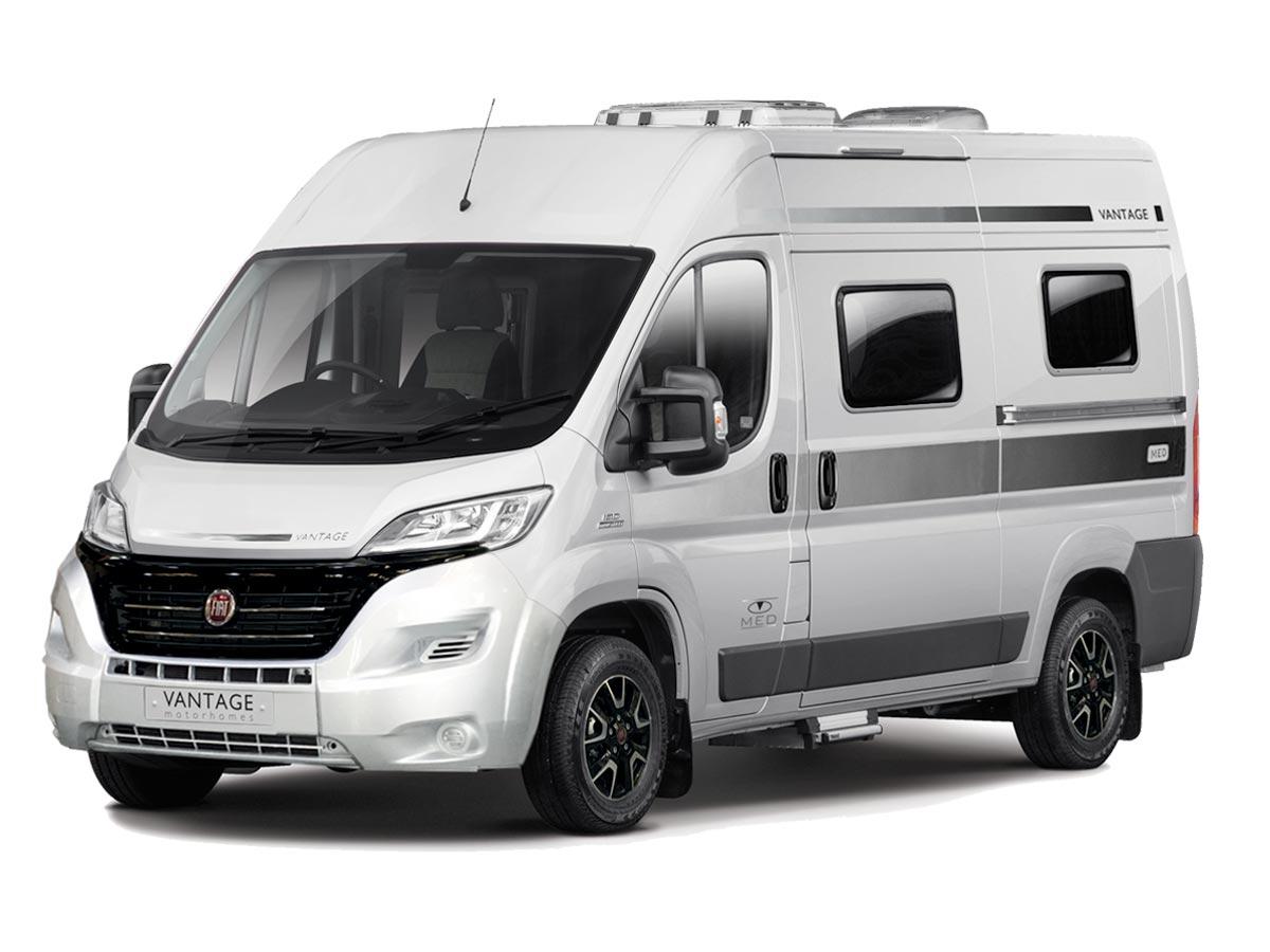 Med Van Conversion Camper Conversions Vantage Motorhomes