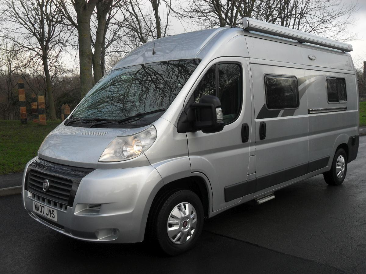 Van Conversions Panel Conversion Motorhomes